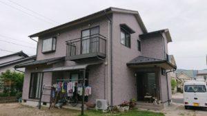 出雲市N様邸 屋根外壁塗装工事//松江市・出雲市の外壁塗装&屋根塗装KIJIMA