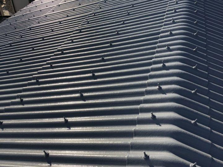 出雲市K様邸 倉庫屋根塗装工事//松江市・出雲市の外壁塗装&屋根塗装KIJIMA