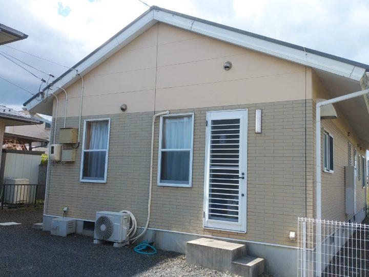 出雲市Ⅰアパート(A棟) 外壁塗装・屋根塗装工事