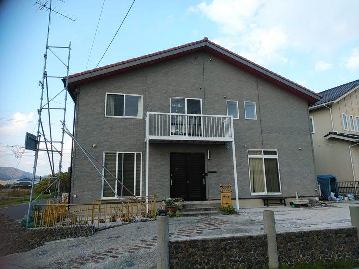 出雲市M様邸 外壁塗装工事//松江市・出雲市の外壁塗装&屋根塗装KIJIMA