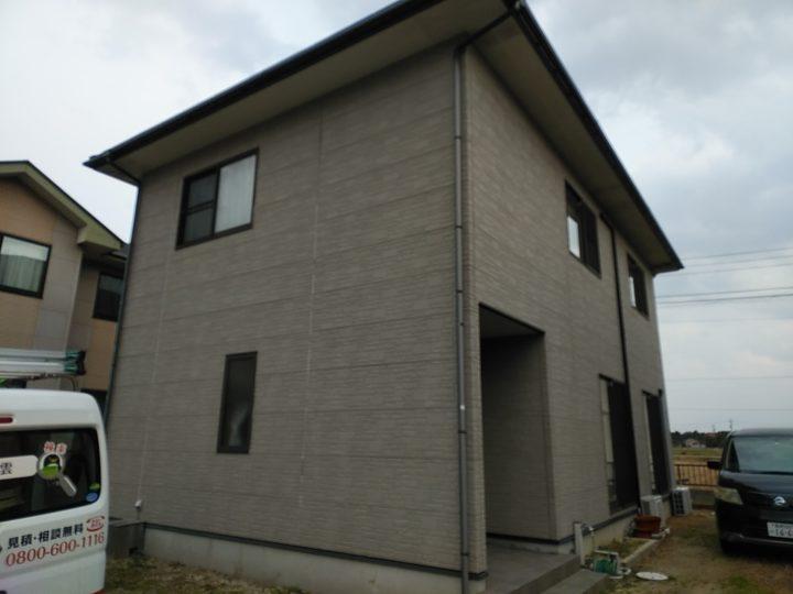 出雲市M様邸 外壁塗装・屋根塗装工事