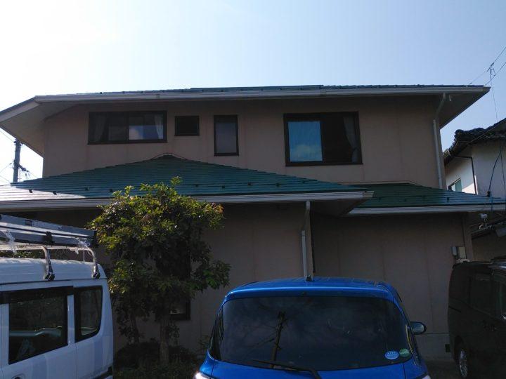 出雲市M様邸屋根外壁塗装工事//松江市・出雲市の外壁塗装&屋根塗装KIJIMA