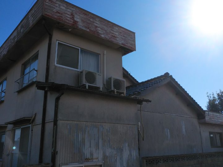 出雲市K様邸 外壁塗装工事