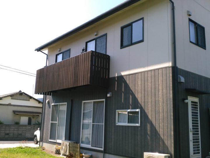 出雲市W様邸 屋根外壁塗装工事//松江市・出雲市の外壁塗装&屋根塗装KIJIMA