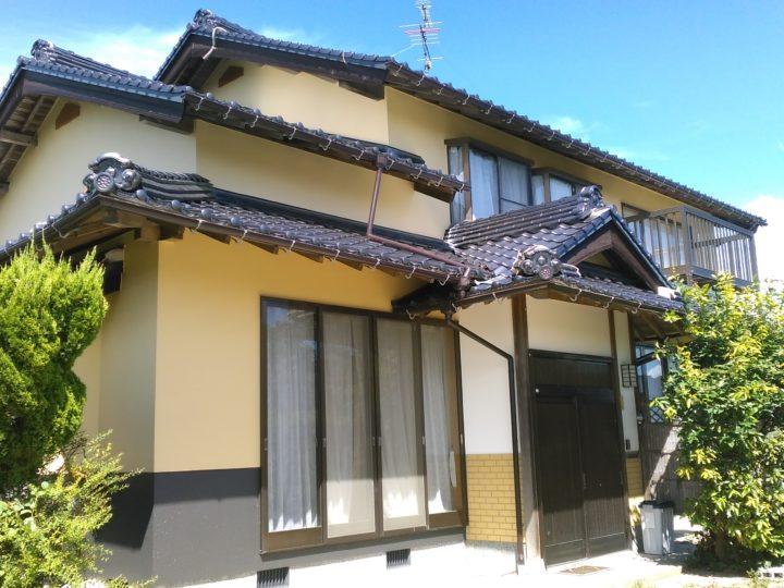 出雲市O様邸 外壁塗装工事//松江市・出雲市の外壁塗装&屋根塗装KIJIMA