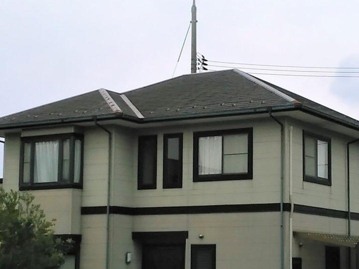 出雲市Ⅰ様邸 外壁塗装・屋根塗装工事