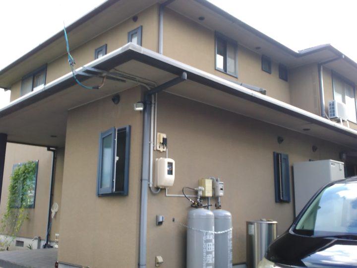 出雲市S様邸 外壁塗装工事・屋根塗装工事