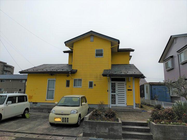 出雲市Ⅾ様邸 外壁塗装・屋根塗装工事