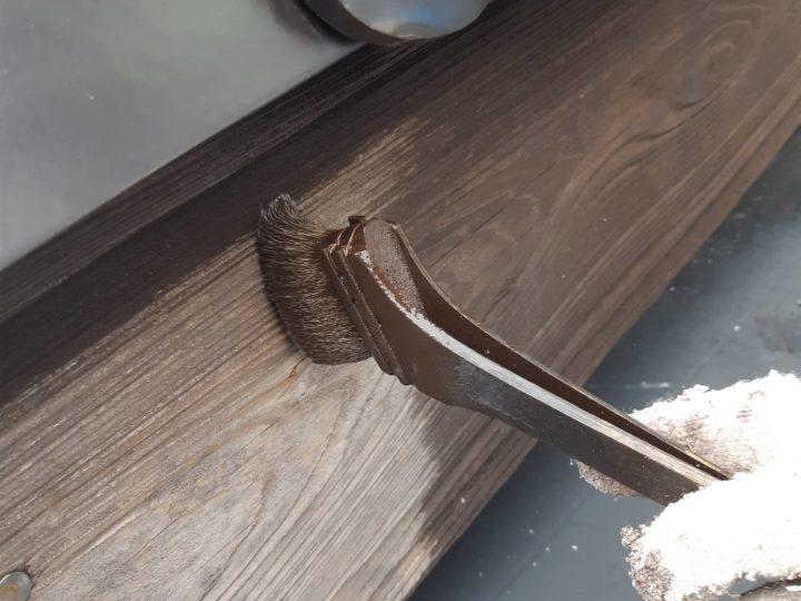 破風板 (木材保護塗料)