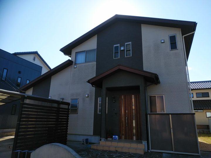 出雲市M様邸 屋根外壁塗装工事//松江市・出雲市の外壁塗装&屋根塗装KIJIMA