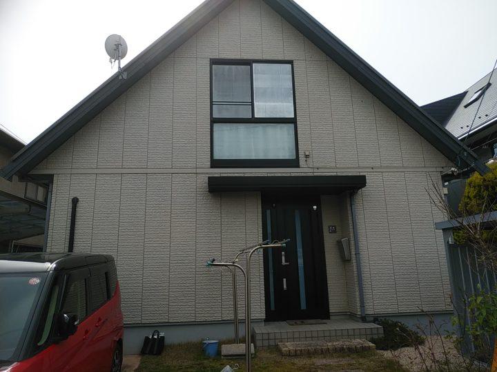 出雲市Y様邸屋根外壁塗替え工事