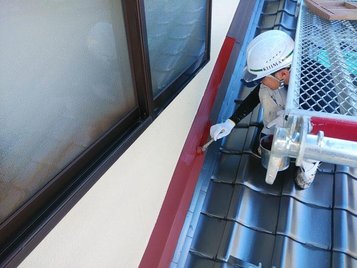 屋根水切り