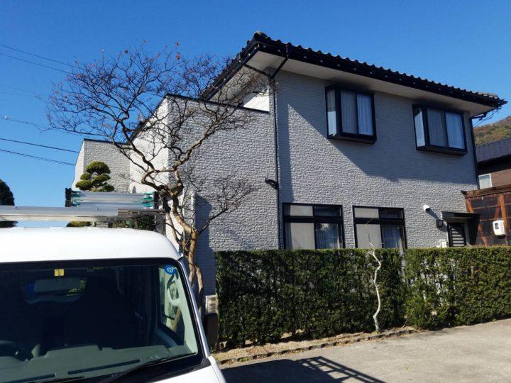 出雲市K様邸 外壁塗装工事//松江市・出雲市の外壁塗装&屋根塗装KIJIMA