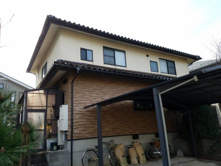 出雲市N様邸 外壁塗装工事//松江市・出雲市の外壁塗装&屋根塗装KIJIMA