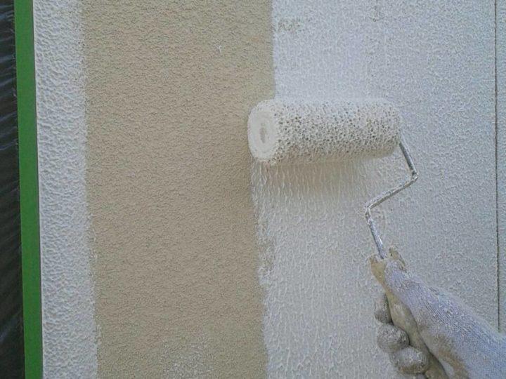外壁 下塗(厚付)