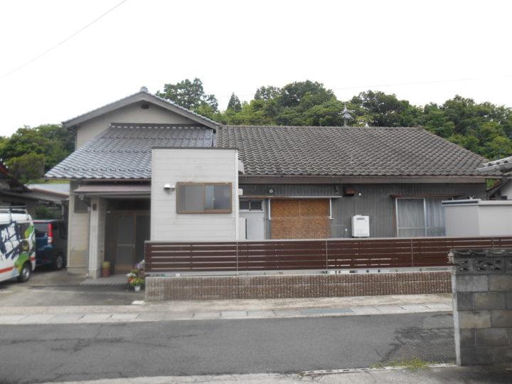 出雲市S様邸 外壁塗装工事//松江市・出雲市の外壁塗装&屋根塗装KIJIMA