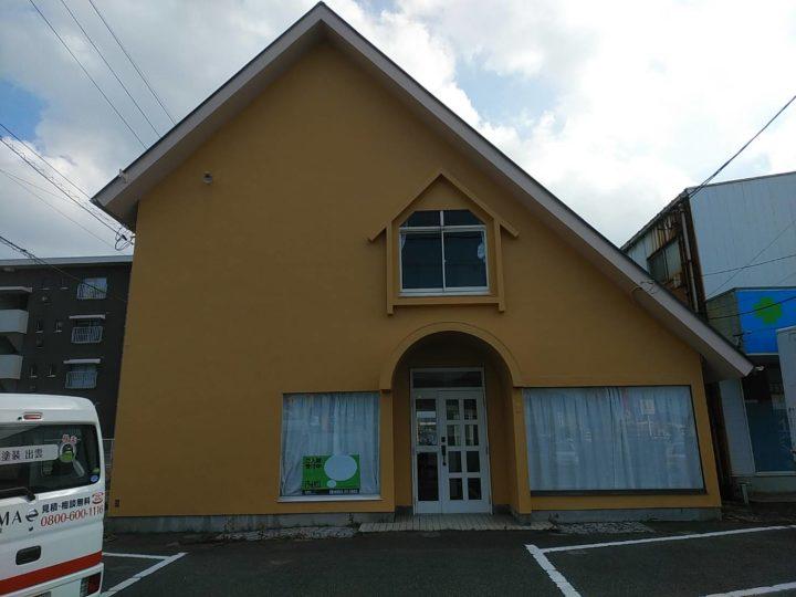 出雲市S様テナント屋根外壁塗装工事