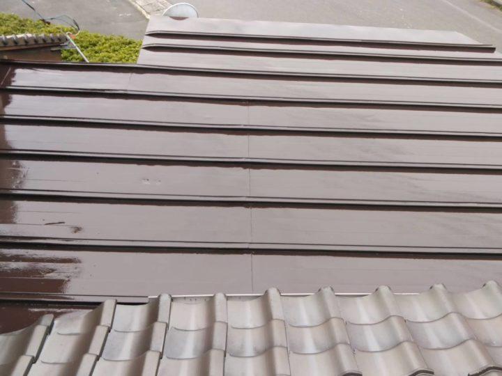 出雲市Y様邸 鉄板屋根塗装工事//島根県松江市・出雲市の外壁塗装&屋根塗装KIJIMA