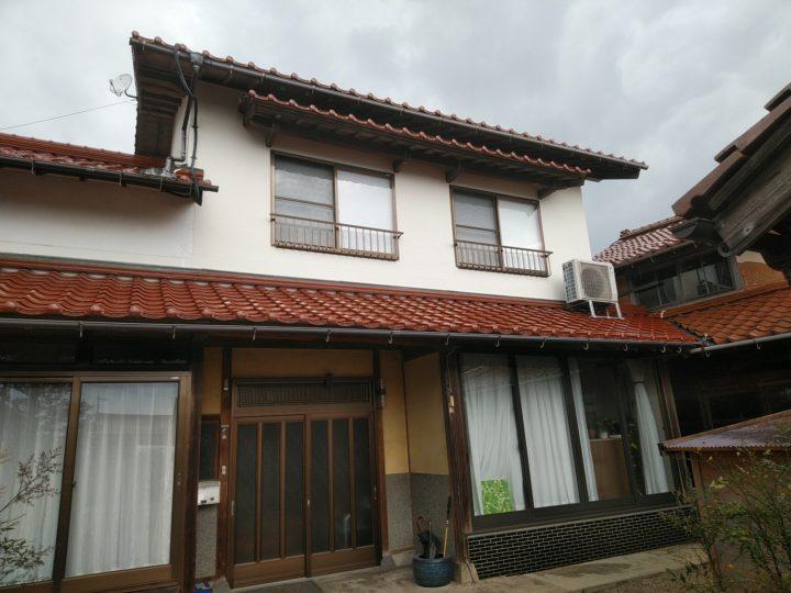出雲市F様邸外壁塗装工事//松江市・出雲市の外壁塗装&屋根塗装KIJIMA