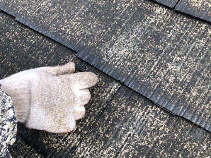 屋根 縁切り施工