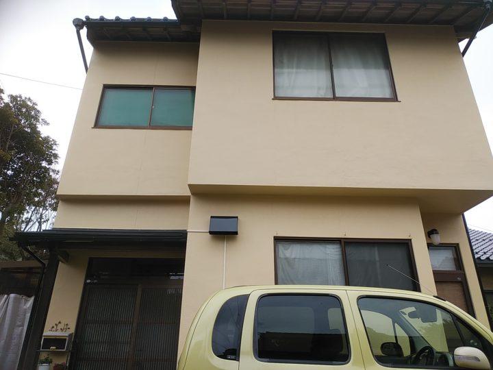 出雲市N様邸外壁塗装工事//島根県松江市・出雲市の外壁塗装&屋根塗装KIJIMA