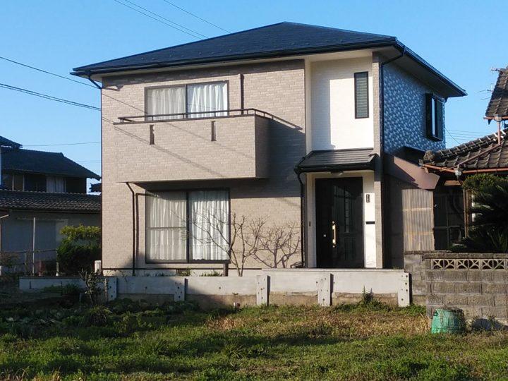 出雲市S様邸屋根外壁塗装工事//松江市・出雲市の外壁塗装&屋根塗装KIJIMA