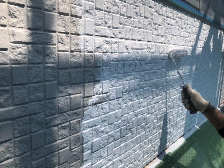 外壁 下塗