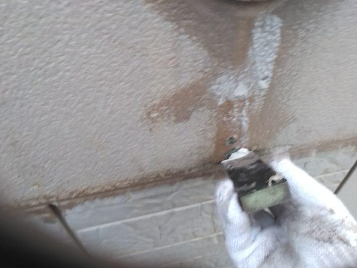 外壁 ひび割れ補修