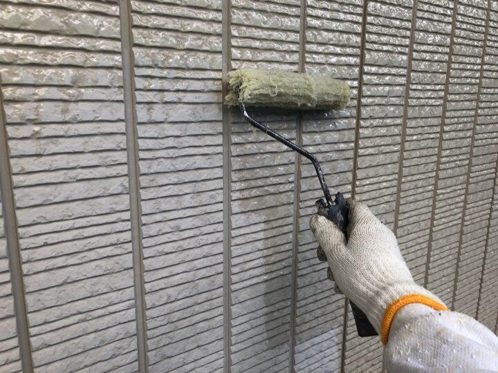 外壁下塗り(シーラー)