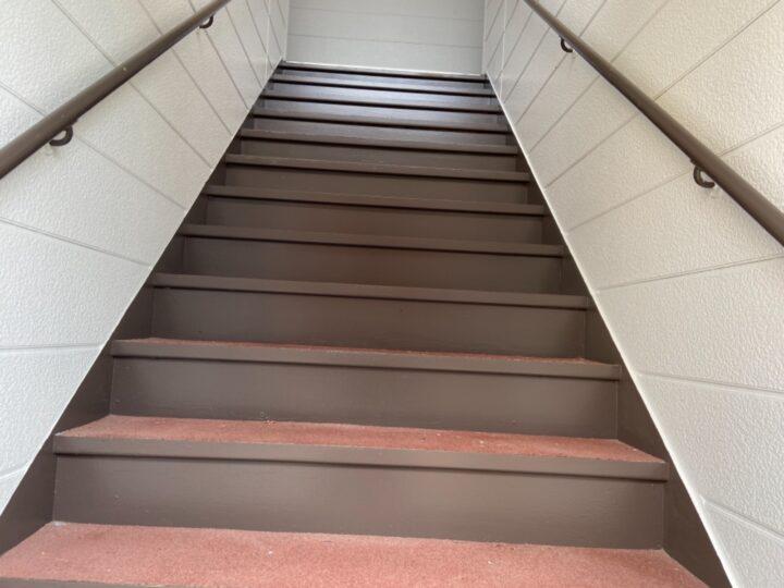 階段スペース 完了
